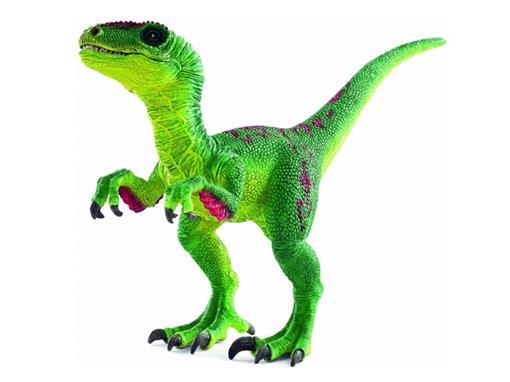 Dinossauro Velociraptor c/ Movimento - Schleich