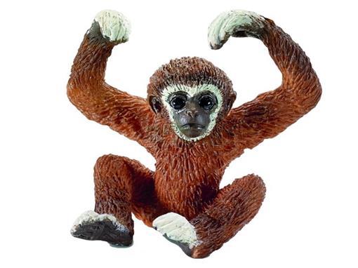 Filhote de Macaco Gibbon - Schleich
