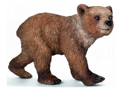 Filhote de Urso Pardo - Schleich