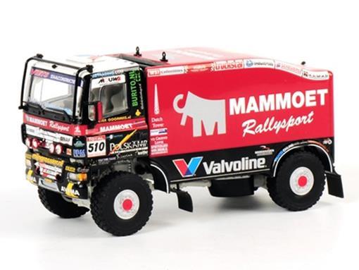 GINAF: Dakar Truck #510