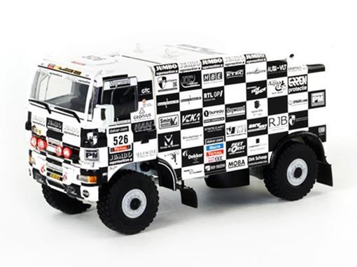 GINAF: X2222 Lammers #526 - Rally Dakar (2014) - 1:50 - WSI