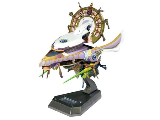 Continental Circus p/ Final Fantasy X Mechanical Arts - Square Enix
