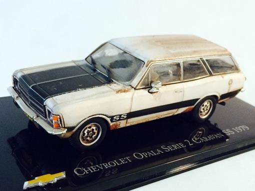 Chevrolet: Opala Serie 2 Caravan SS (1979) -