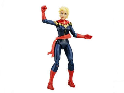 Boneco Captain Marvel - Marvel Legends Series - 3.75