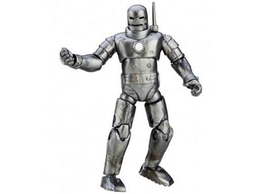 Boneco Iron Man - Marvel Legends Series - 3.75