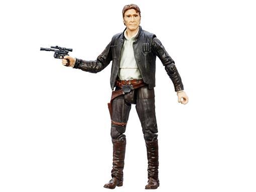 Boneco Han Solo - #18 - Star Wars - The Black Series - Hasbro
