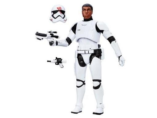 Boneco Finn (FN-2187) - #17 - Star Wars - The Black Series - Hasbro
