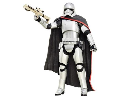 Boneco Captain Phasma - #06 - Star Wars - The Black Series - Hasbro