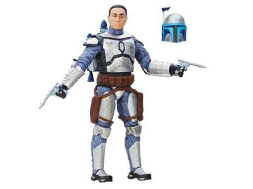 Boneco Jango Fett - #15 - Star Wars - The Black Series - Hasbro