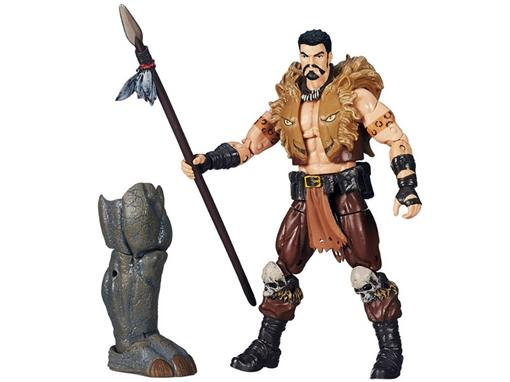 Boneco Kraven - Marvel Legends Infinite Series - Hasbro