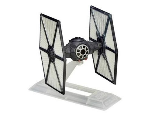 Nave Star Wars First Order TIE Fighter - Black Series - N.13 - Hasbro