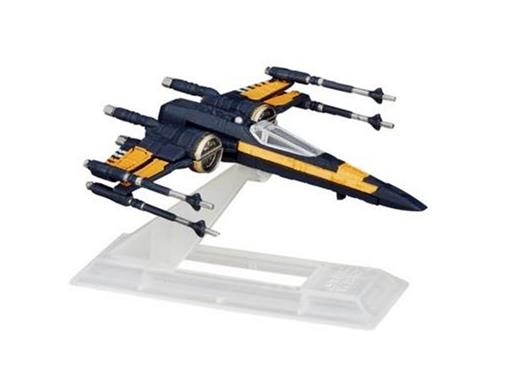 Veículo Star Wars Poes X-Wing Fighter - Black Series - N.12 - Hasbro