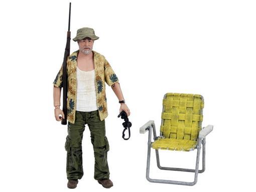 Boneco Dale Horvath - The Walking Dead - Série 8 - McFarlane Toys