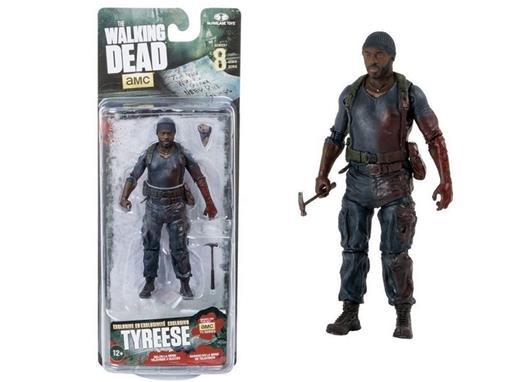 Boneco Tyreese - The Walking Dead - Série 8 - McFarlane Toys