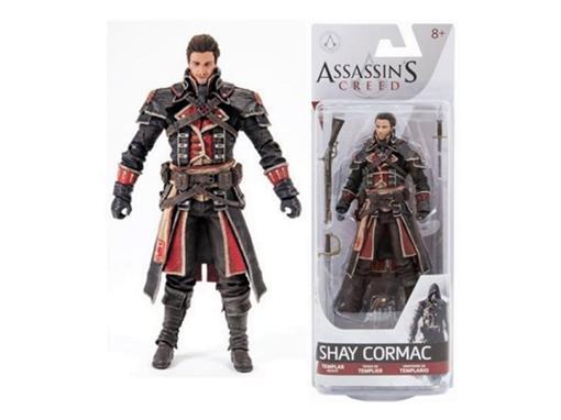 Boneco Shay Cormac - Assassin's Creed - Série 4 - McFarlane Toys