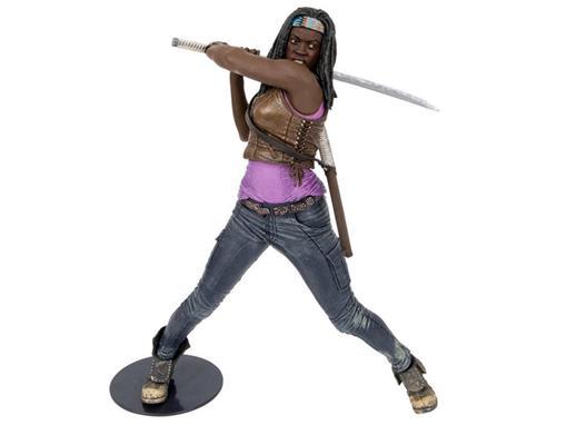 Boneco Michonne - The Walking Dead AMC 10