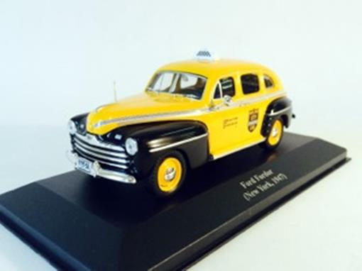 Taxi Ford: Fordor - (New York, 1947) - 1:43 - Ixo