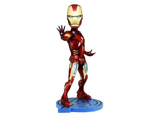 Estátua Iron Man - Mark VII - The Avengers Head - Marvel - Neca