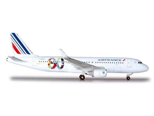 Air France: Airbus A320 - 1:500 - Herpa