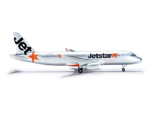 Jetstar Japan: Airbus A320 - 1:500 - Herpa