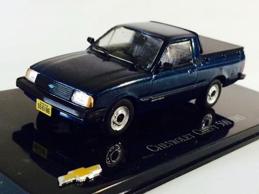 Chevrolet: Chevy 500 (1983) - Azul - 1:43 - Ixo