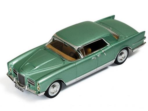 Facel: Vega Excellence (1960) - Verde - 1:43 - Ixo Models