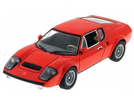 Ligier: JS2 Coupe (1972) - Vermelho - 1:43 - Ixo Models