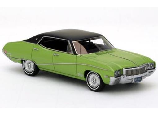 Buick: Skylark Sedan - Verde - 1:43 - Neo Scale Models