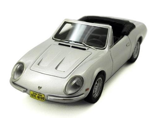 Puma: GTE Spider (1971) - Conversível - 1:43 - Neo Scale