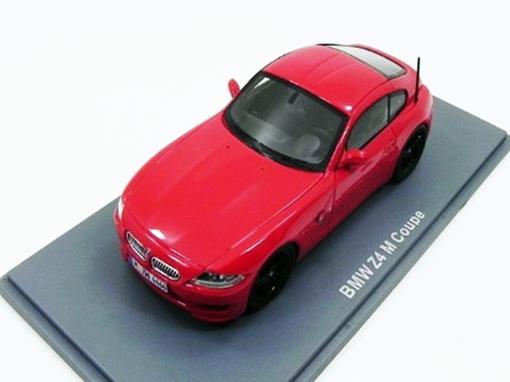 BMW: Z4 M Coupe - Vermelho - 1:43 - Neo Scale
