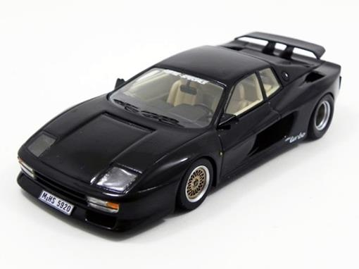 Ferrari: Koenig Testarossa (1985) - Preto - 1:43 - Neo Scale
