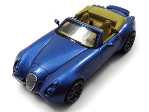 Weismann: Roadster MF5 - Azul - 1:43 - Neo Scale Models