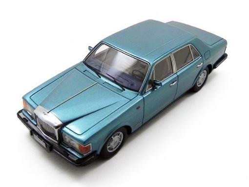 Bentley: Mulsanne - Azul - 1:43 - Neo Scale