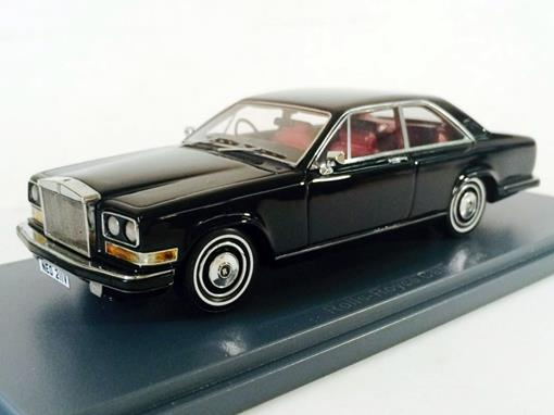 Rolls-Royce: Camargue - Preto - 1:43 - Neo Scale Models