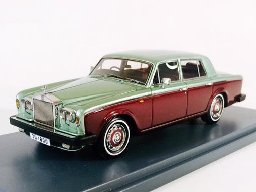 Rolls-Royce: Silver Shadow II - Verde - 1:43 - Neo Scale Models