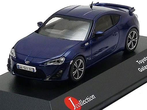Toyota: GT86 (2013) - Azul - 1:43 - J-Collection