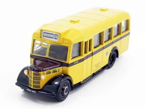Bedford: OWB Bournemouth Corporation Bus - 1:76 - Oxford