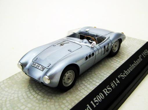 Borgward: 1500 RS #14
