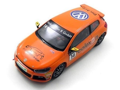 Volkswagen: Scirocco R-Cup - Laranja - 1:43 - Norev