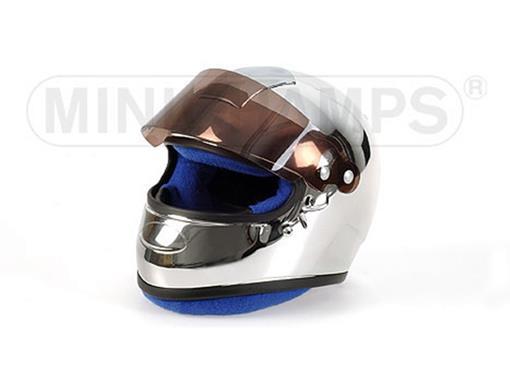 Capacete Cromado - F1 Driver (2002) - 1:2 - Minichamps