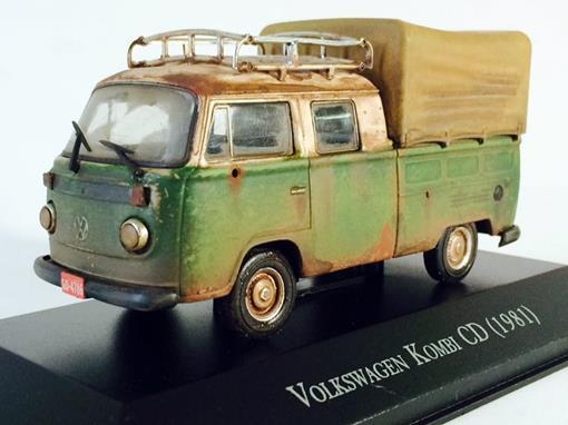 Volkswagen: Kombi CD (1981) -