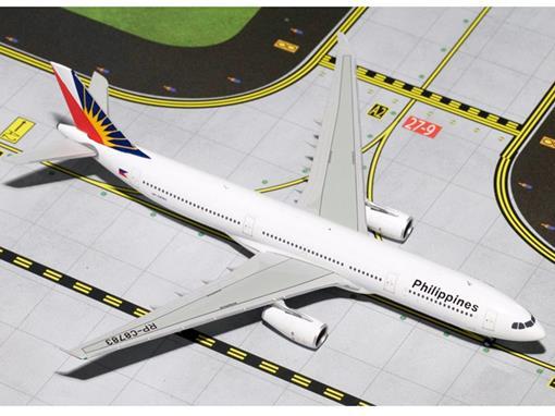 Philippines: Airbus A330-300 - 1:400 - Gemini Jets