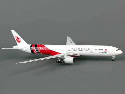 Air China: Boieng 777-300Er - 1:400 - JC Wings