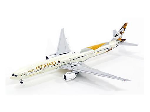 Etihad: Boeing 777-300ER - 1:400 - Gemini Jets