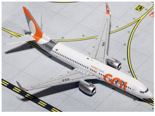 Gol: Boeing 737-800 - 1:400 - Gemini Jets