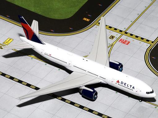 Delta: Boeing 777-200ER - 1:400 - Gemini Jets