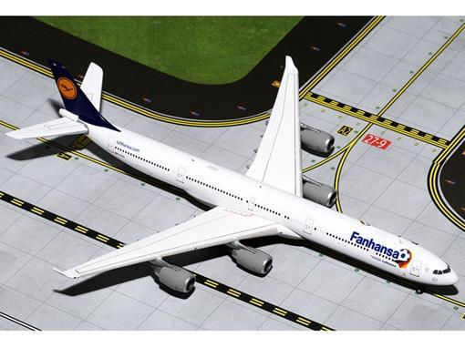 Lufthansa: Airbus A340-600 - 1:400 - Gemini Jets