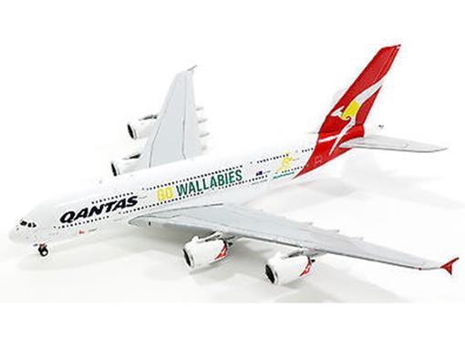 Qantas: Airbus A380 -