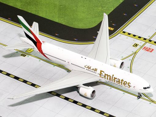 Emirates: Boeing 777-200LR - 1:400 - Gemini Jets