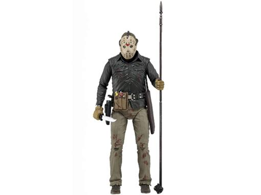 Boneco  Jason Voorhees - Friday the 13th (Sexta Feira 13) - Part 6: Jason Lives - 1:10 - Neca